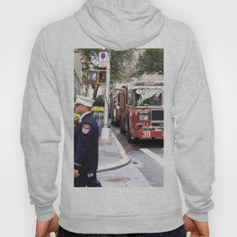 The Fire Dept of New York at 30 Rock Hoody