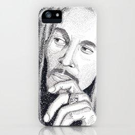 Marley - Word Art iPhone Case