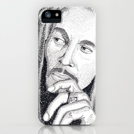Marley - Word Art iPhone Case