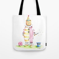 louis ck Tote Bags featuring Louis by Fournier