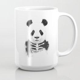 Zombie panda Coffee Mug