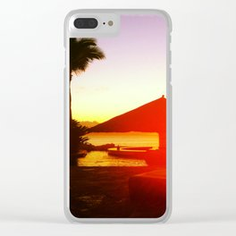 One&Only Palmilla, Los Cabo San Lucas Clear iPhone Case