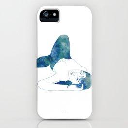 Opal Mermaid iPhone Case