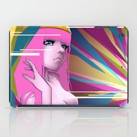 princess bubblegum iPad Cases featuring Princess Bubblegum by Kimball Gray