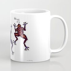 DANCING FROGS II Coffee Mug
