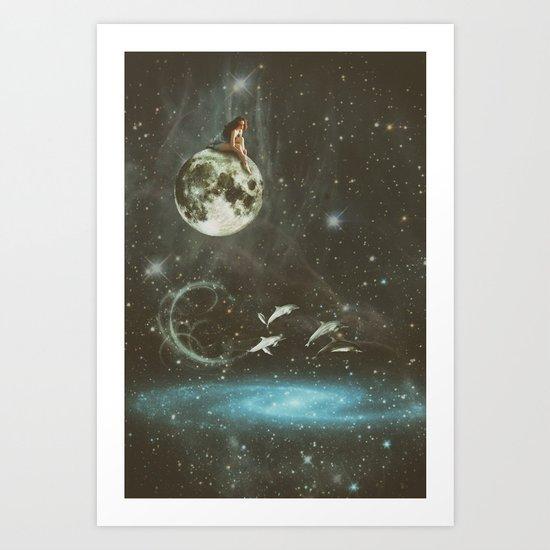 Starside Dream Art Print