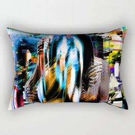 Sicksicksick Rectangular Pillow