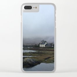 Home in the Skye Clear iPhone Case