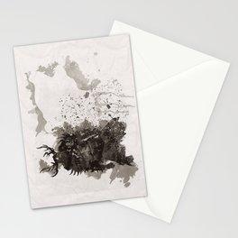 Be a Hero - Bear spirit Stationery Cards