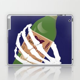 Absinthe Kills Laptop & iPad Skin