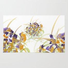 Atom Flowers No15 Rug