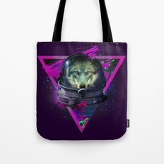 Lonely Astronaut Tote Bag