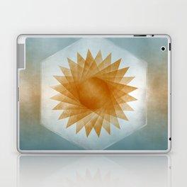 Geometric Sun Laptop & iPad Skin
