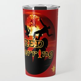 Red Herring - The Spies Who Loved Me Not Travel Mug
