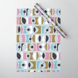 Tromen - Blue Wrapping Paper