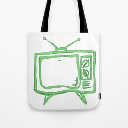 stay tuned Tote Bag