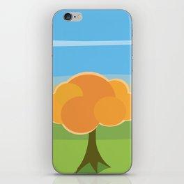 4 Seasons - Fall iPhone Skin