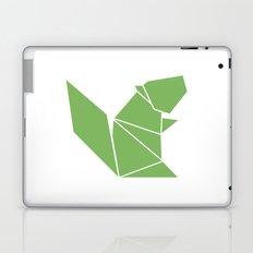 Squirrel origami Laptop & iPad Skin