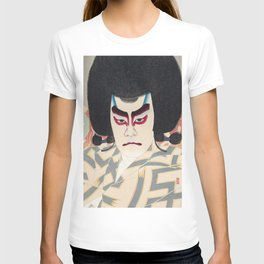 Japanese Ukiyo-e Art T-shirt