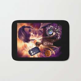 Doctor Who Bath Mat