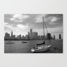 Lakeside Chicago Canvas Print