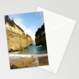 Gigantic Cliffs of the Ocean Stationery Cards
