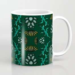 Thistles & Moss Coffee Mug