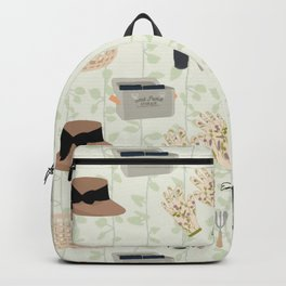 Essential Gardening Tools Backpack