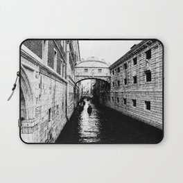 Bridge of Sighs, Venice.  Laptop Sleeve