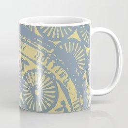 power of one: coal grey & gold Coffee Mug