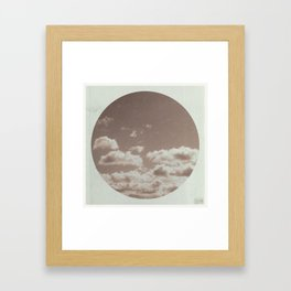 Sky Bound : Three Framed Art Print