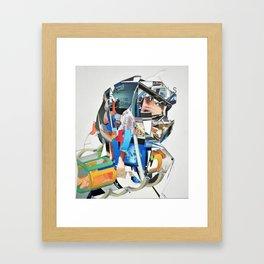 Medicine's New Vision Framed Art Print