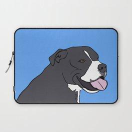 Cash The True Bluenose Pit Bull Laptop Sleeve