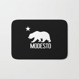 Modesto and California Bear Bath Mat