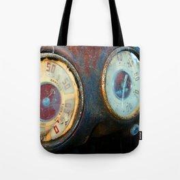 Old Speed Tote Bag