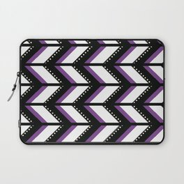 Syergy Purple Laptop Sleeve