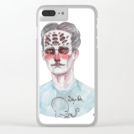 James Joyce Clear iPhone Case