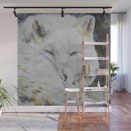 Eye of the Wild by Teresa Thompson Wall Mural