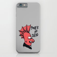 Punk's not dead iPhone 6 Slim Case
