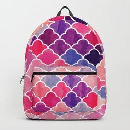Watercolor Lovely Pattern VVXII Backpack