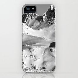 Mt.Fee Landscape series, Whistler BC Canada #5 of 5 iPhone Case