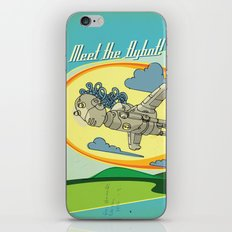 Flybot iPhone & iPod Skin