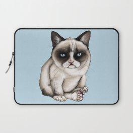 Tard The Original Grumpy Cat Laptop Sleeve