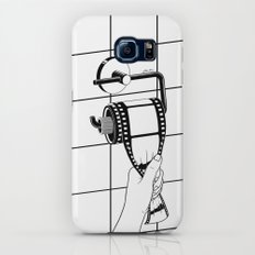Past is shit Slim Case Galaxy S7