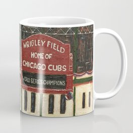 Cubs Win!! Kaffeebecher