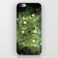 Dawning Universe Fractal Art iPhone & iPod Skin