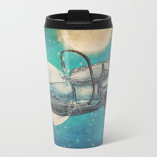 The Journey Metal Travel Mug