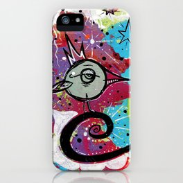Just Perching iPhone Case