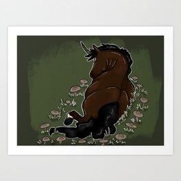 Fairy Circle Art Print