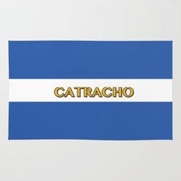 Catracho - Honduras Flag Rug